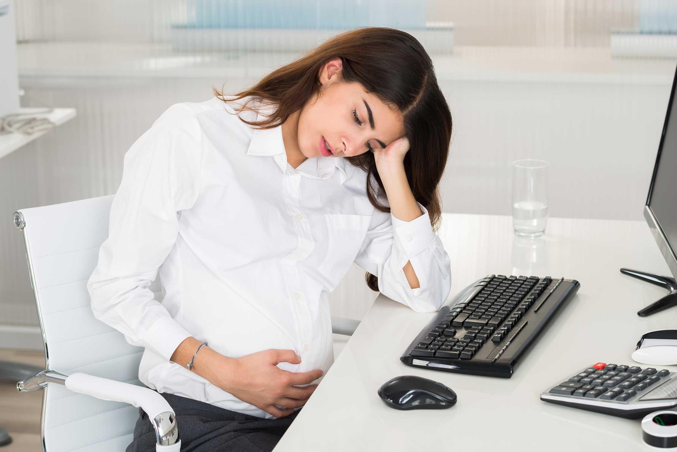 Сокращенный рабочий день беременным тк рф