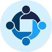 Engagement Communities Logo Mark