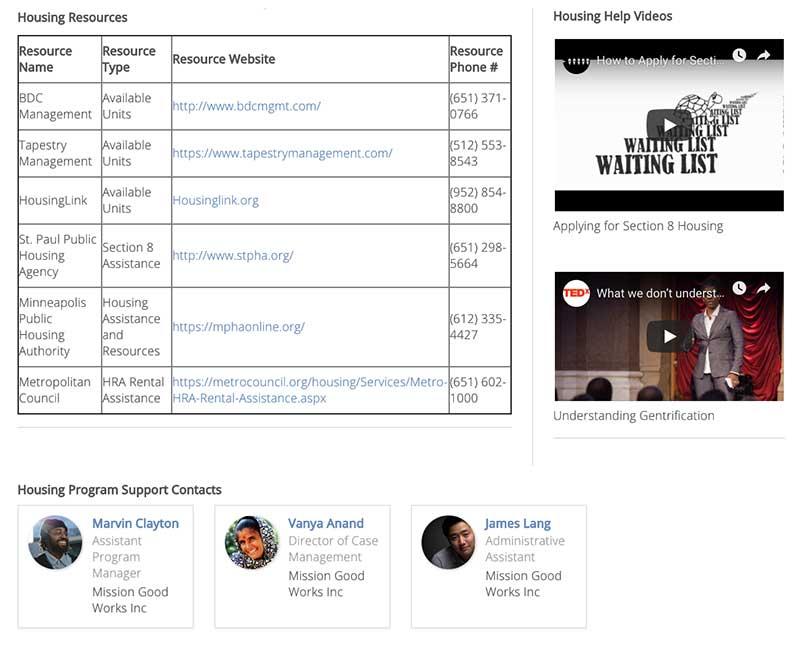 Resources Screenshot