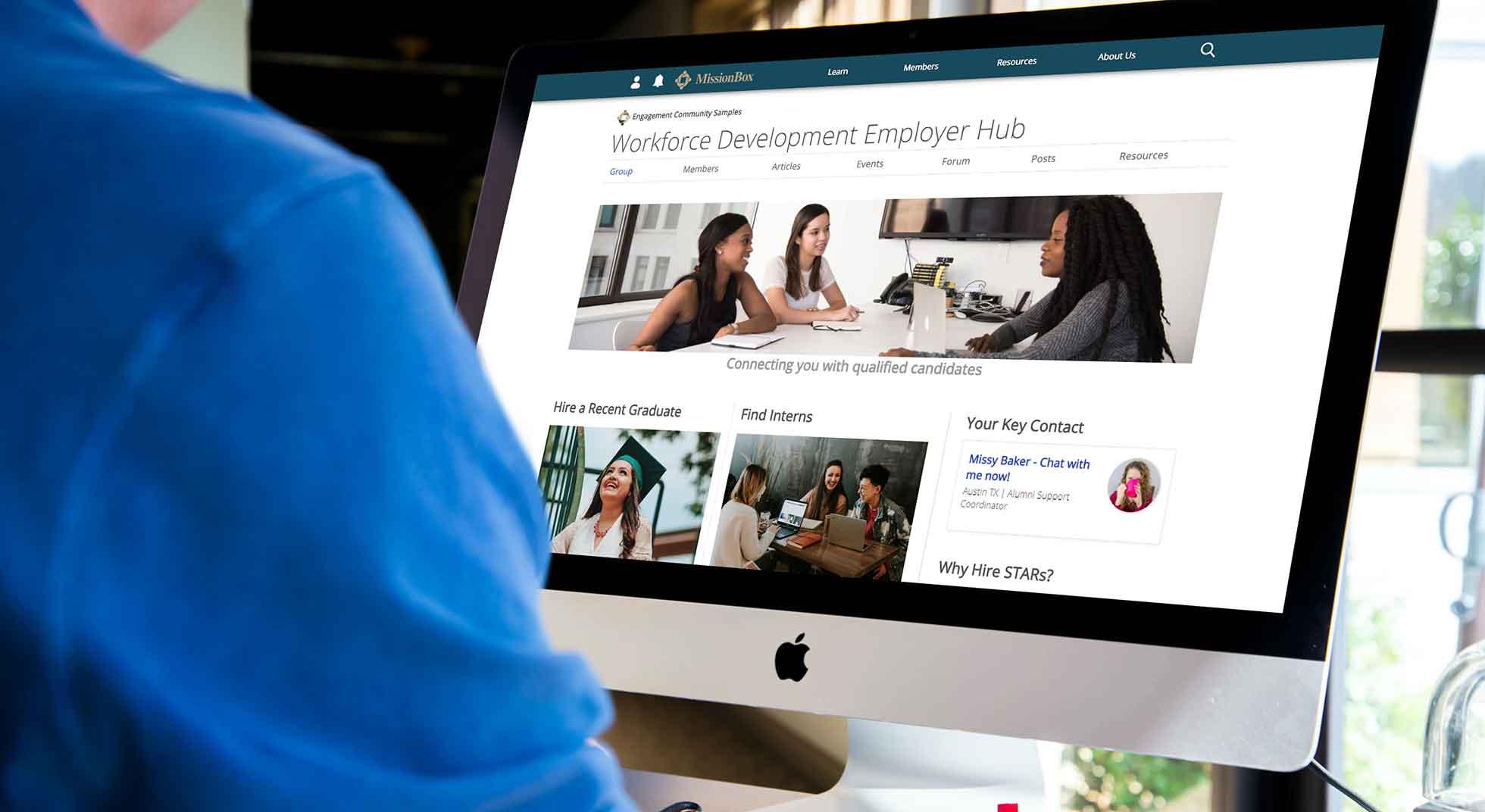 Employer Hub