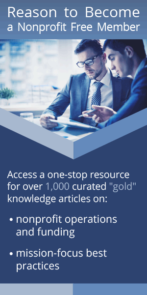 Access a one-stop resource for over 1,000 curated gold knowledge articles on nonprofit operations and funding or mission-focus best practices