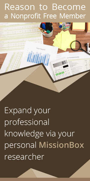 Expand your professional knowledge via your personal MissionBox researcher