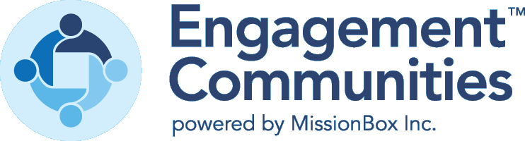 Engagement Communities: powered by MissionBox