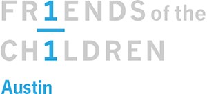 Friends of the Children Austin logo