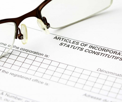 Articles Of Incorporation For Us Nonprofits From Draft To Done