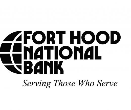 Bronze Sponsor: Fort Hood National Bank - Featured Photo