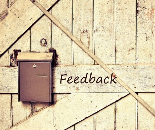 Do you have suggestions or feedback? Let us know here! - Featured Photo