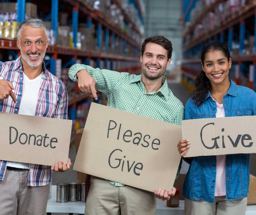 It's Time To Cover ALL The Bases! Nonprofit Fundraising 101 - Featured Photo