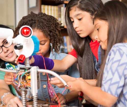 Strong Promise: Moving from Interest and Engagement in STEM to Real Academic Results's MissionBox Cover Photo