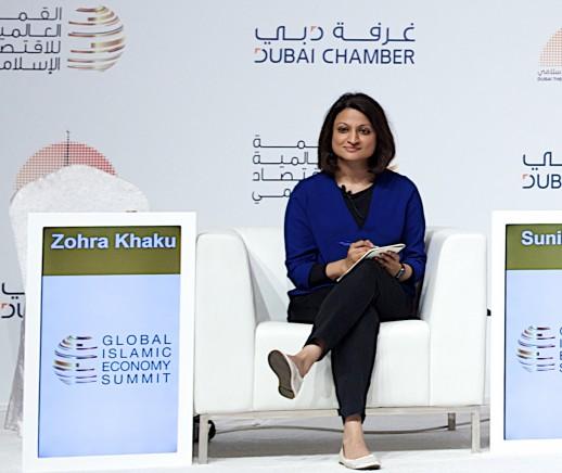 Zohra Khaku: Supporting the Young British Muslim Community - Featured Photo