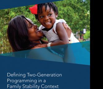 2-Gen Programming Issue Briefs - Featured Photo