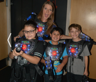 2018 Laser Tag Benefit Tournament to Help Kids of Cancer Patients - Featured Photo
