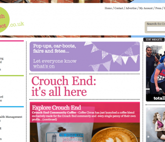A Grassroots Approach: The Crouch End Project - Featured Photo