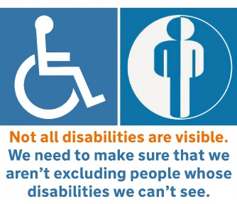 Applying Universal Workplace Accommodations for Invisible Disabilities - Featured Photo