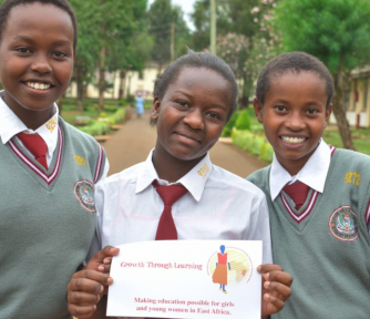 Changing the Lives of Young Women in East Africa with Scholarship Opportunities - Featured Photo