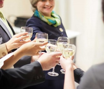 Do Nonprofit Board Meetings and Alcohol Consumption Make for a Good Mix?'s MissionBox Cover Photo