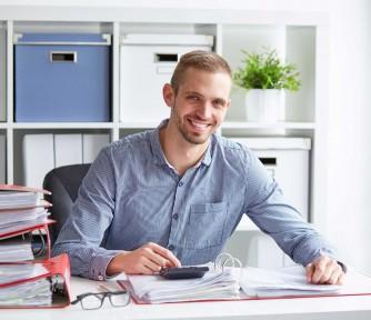 Job Description Template: Bookkeeper - Featured Photo