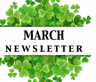 March 2020 Newsletter - Featured Photo