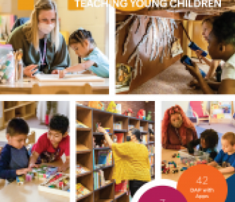 NAEYC's Teaching Young Children - Summer Edition - Featured Photo