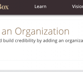 Registering Your Organization on MissionBox - Featured Photo
