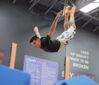 Discount Extended through September - Sky Zone Partners with Big Brothers Big Sisters of America - Featured Photo