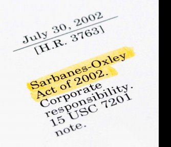 US nonprofits: The Sarbanes-Oxley Act and its impact on nonprofit governance's MissionBox Cover Photo