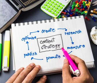 Unlock the power of nonprofit content with an effective content strategy - Featured Photo