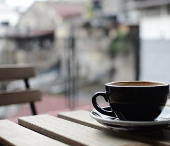 You Are Invited: Coffee with the Mission Good Works Executive Director - Featured Photo