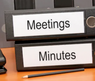 December Board Minutes 2019 - Featured Photo