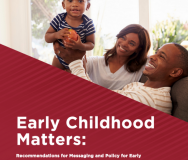 Early Childhood Brain Development Matters: A new messaging and policy guide for Texas - Featured Photo