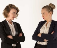 Face-Off With a Ruthlessly Ambitious Colleague? - Featured Photo