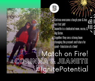 #IgnitePotential--Match on Fire! - Featured Photo