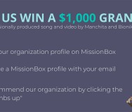 July 2018 Grant Recipient Announced!! $1000 Grant Plus Your June Haiku, Made Into a Professionally Produced Song and Video - Featured Photo