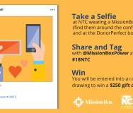 MissionBox at 2018 NTC: Selfie Contest's MissionBox Cover Photo