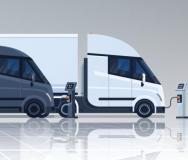 Solar Powered Fleet Trucks - Featured Photo