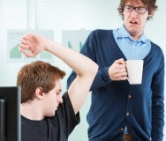 Office Hygiene Etiquette: Handling a Co-Workers Bad Hygiene Habits - Featured Photo