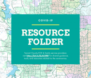 Tarrant County Child & Family Providers COVID-19 Resources - Featured Photo