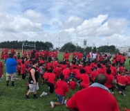 Thank You for an AMAZING Legends Football Camp! - Featured Photo