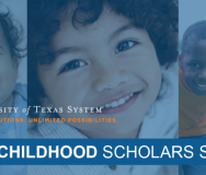 UT System Early Childhood Scholars Series - Featured Photo