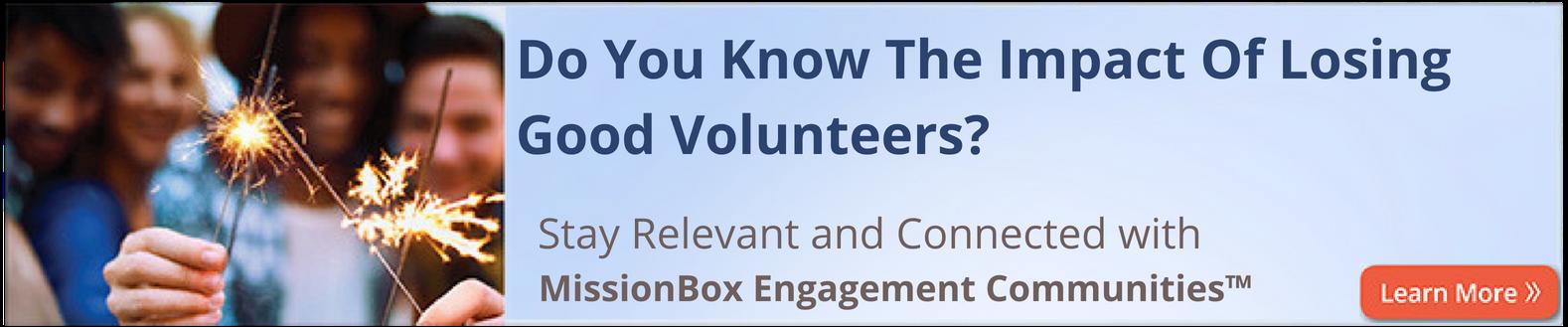 MissionBox Engagement Communities