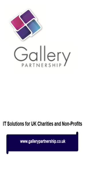 Gallery Partnership: Trusted IT and software consultancy services to charities and not for profit organisations for 20 years