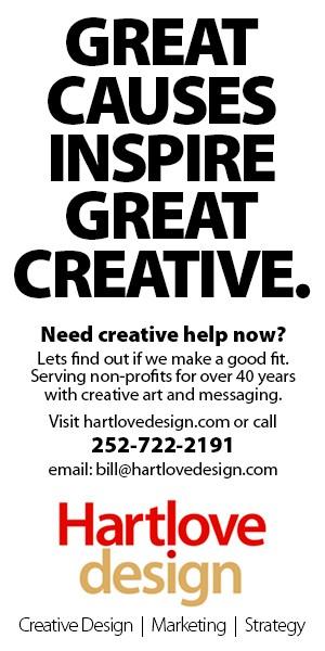 HARTLOVE DESIGN: Marketing design for non-profits.