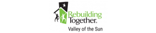 Rebuilding Together Valley of the Sun Logo