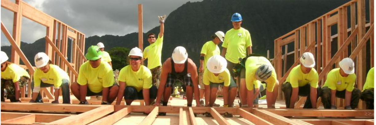 Honolulu Habitat for Humanity - Featured Photo