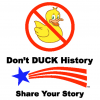 Don't Duck History/United Charitable