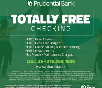 Prudential Bank - Featured Photo