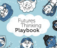The Futures Thinking Playbook - Featured Photo